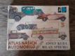 Atlas našich automobilů. Díl 3, 1929-1936