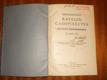 Bibliografický katalog časopisectva republiky Československé za rok 1920 : liste bibliographique des journaux paraissant dans la république Tchécoslovaque pour l'année 1920