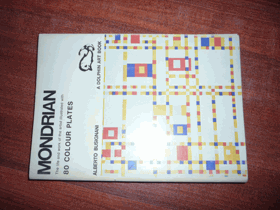 Modrian 80 Colour plates